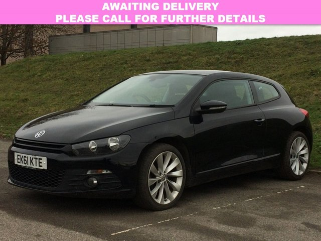 View our 2011 61 VOLKSWAGEN SCIROCCO 1.4 TSI 3d 160 BHP