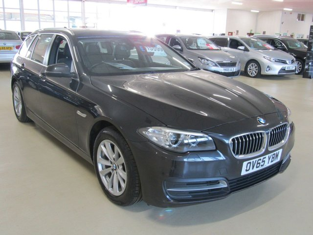 View our 2015 65 BMW 5 SERIES 2.0 520D SE TOURING 5d 188 BHP