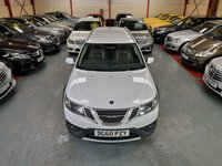 2010 SAAB 9-3 2.0 T TURBO X XWD 5d ESTATE AUTO 210 BHP £5850.00