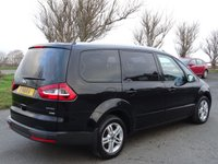 USED 2010 60 FORD GALAXY 2.0 ZETEC TDCI 115PS 5d 114 BHP ZERO DEPOSIT FINANCE AVAILABLE