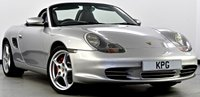 USED 2003 03 PORSCHE BOXSTER 3.2 986 S 2dr F/S/H (10 Stamps), Immaculate!
