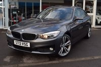 2013 BMW 3 SERIES 2.0 320D SPORT GRAN TURISMO 5d AUTO 181 BHP £14590.00
