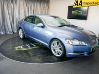USED 2009 JAGUAR XF 3.0 V6 S PORTFOLIO 4d 275 BHP £0 DEPOSIT FINANCE AVAILABLE, AIR CONDITIONING, AUX INPUT, BLUETOOTH CONNECTIVITY, BOWERS & WILKINS SOUND SYSTEM, CLIMATE CONTROL, CRUISE CONTROL, DAB RADIO, ELECTRONIC PARKING BRAKE, FULL S LINE LEATHER UPHOLSTERY, GEARSHIFT PADDLES, HEATED SEATS, KEYLESS START, PARKING SENSORS, SATELLITE NAVIGATION, STEERING WHEEL CONTROLS, TRIP COMPUTER