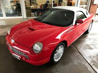 USED 2002 51 FORD THUNDERBIRD 3.9 2 DOOR AUTO FORD THUNDERBIRD 3.9 2 Door