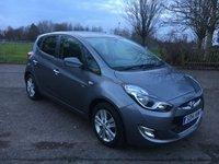 2014 HYUNDAI IX20 1.6 CRDI ACTIVE BLUE DRIVE 5d 113 BHP £7490.00