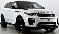 USED 2016 66 LAND ROVER RANGE ROVER EVOQUE 2.0 TD4 HSE Dynamic AWD (s/s) 5dr Auto 2017 Model Yr, Massive Spec!
