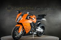 USED 2012 12 KTM RC8 1190 RC8 10 GOOD & BAD CREDIT ACCEPTED, OVER 600+ BIKES IN STOCK