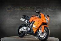 USED 2012 12 KTM RC8 - USED MOTORBIKE, NATIONWIDE DELIVERY. GOOD & BAD CREDIT ACCEPTED, OVER 600+ BIKES IN STOCK
