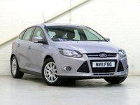 2011 FORD FOCUS 1.6 TITANIUM 5d 124 BHP £5680.00