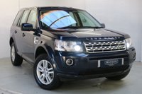 USED 2013 13 LAND ROVER FREELANDER 2.2 SD4 XS 5d AUTO 190 BHP FULL LANDROVER HISTORY, GREAT SPEC INCLUDING SAT NAV, LEATHER, HEATED SEATS, CRUISE CONTROL