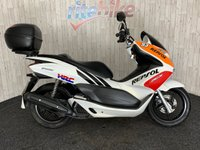 2010 HONDA PCX125 WW 125 EX2-A LOW MILEAGE MOT TILL OCT 2019 2010 60 £1590.00