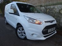 2015 FORD TRANSIT CONNECT 1.6 240 LIMITED L2 P/V 1d 114 BHP LWB £10495.00