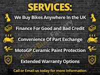 USED 2016 16 KAWASAKI Z1000SX ZX 1000 MGF ABS GOOD & BAD CREDIT ACCEPTED, OVER 600+ BIKES IN STOCK