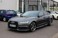2015 AUDI A6 SALOON 2.0 TDI 190 BHP ultra Black Edition S Tronic Auto 4dr £20485.00