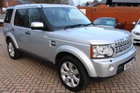 USED 2013 62 LAND ROVER DISCOVERY 3.0 4 SDV6 HSE 5d AUTO 255 BHP