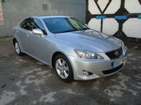 2007 LEXUS IS 2.5 250 4d 204 BHP £3995.00
