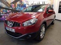 2011 NISSAN QASHQAI 1.5 N-TEC DCI 5d 110 BHP £7494.00