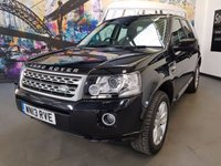 2013 LAND ROVER FREELANDER 2.2 TD4 GS 5d 150 BHP £14794.00