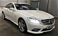2013 MERCEDES-BENZ CL 4.7 CL500 BLUEEFFICIENCY 2d AUTO 435 BHP £27995.00