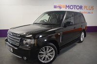 2012 LAND ROVER RANGE ROVER 4.4 TDV8 WESTMINSTER 5d AUTO 313 BHP £20480.00