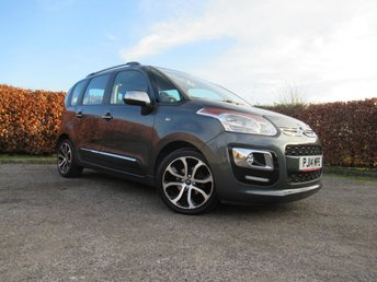 2014 CITROEN C3 PICASSO 1.6 PICASSO SELECTION HDI 5d £5850.00