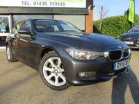 2015 BMW 3 SERIES 2.0 316D ES 4d AUTO 114 BHP £12000.00