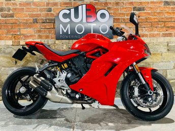 2017 DUCATI SUPERSPORT Akrapovic Exhaust System 108 BHP £8990.00