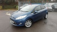 USED 2009 09 FORD FIESTA 1.4 ZETEC 16V 5d 96 BHP ALLOY WHEELS