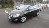 USED 2011 61 VAUXHALL ASTRA 1.6 EXCLUSIV 5d 113 BHP JUST ARRIVED!!