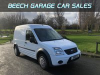 2012 FORD TRANSIT CONNECT 1.8 T230 HR VDPF 1d 89 BHP £4995.00