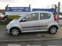 USED 2010 59 PEUGEOT 107 1.0 URBAN 5d 68 BHP £20 Yearly Road Tax. New MOT & Full Service Done on purchase + 2 Years FREE Mot & Service Included After . 3 Months Russell Ham Quality Warranty . All Car's Are HPI Clear . Finance Arranged - Credit Card's Accepted . for more cars www.russellham.co.uk  Spare Key & Owners Book Pack.