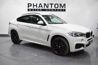 2014 BMW X6 3.0 XDRIVE30D M SPORT 4d AUTO 255 BHP £30990.00