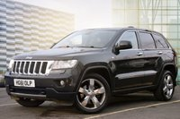 2011 JEEP GRAND CHEROKEE 3.0 V6 CRD LIMITED 5d AUTO 237 BHP £13495.00