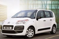 USED 2011 11 CITROEN C3 PICASSO 1.4 PICASSO VT 5d 94 BHP Full Service History