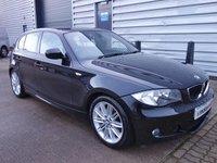 2009 BMW 1 SERIES 2.0 118D M SPORT 5d 141 BHP £5490.00