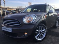 USED 2011 11 MINI COUNTRYMAN 1.6 COOPER D 5d 112 BHP FSH 6STAMPS+HALF LEATHER TRIM+