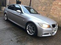 2008 BMW 3 SERIES 2.0 320I M SPORT 4d 168 BHP £4990.00