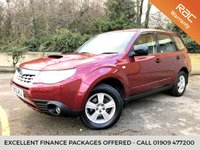 2012 SUBARU FORESTER 2.0 D X 5d AWD,PLEASE READ ADVERT £4250.00