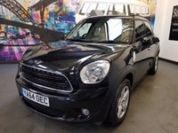 USED 2015 64 MINI COUNTRYMAN 1.6 ONE D 5d 90 BHP