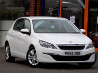 USED 2015 65 PEUGEOT 308 1.6 BlueHDi Active 5dr *Sat Nav + Cruise + Bluetooth*