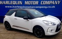2014 CITROEN DS3 1.6 DSTYLE PLUS 3d 120 BHP £6799.00
