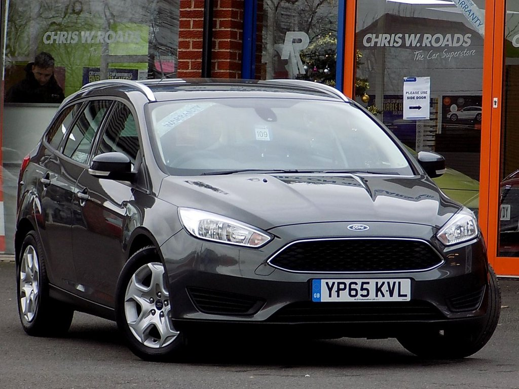 USED 2015 65 FORD FOCUS 1.5 TDCi Style 5dr Estate  ** Nav + DAB + Bluetooth **