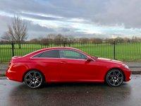 2014 MERCEDES-BENZ E CLASS 2.1 E250 CDI AMG SPORT 2d AUTO 204 BHP £15495.00