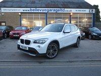 2011 BMW X1 2.0 SDRIVE20D SE 5d 174 BHP