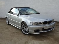 USED 2006 55 BMW 3 SERIES 2.0 320cd M sport 2d  148 BHP