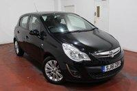 2011 VAUXHALL CORSA 1.4 SE 5d 98 BHP £4995.00