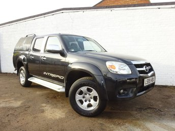 View our MAZDA BT-50