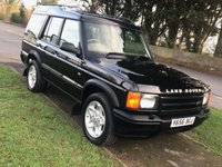 USED 2001 Y LAND ROVER DISCOVERY 2.5 TD5 ES 5d AUTO 136 BHP
