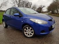2009 MAZDA MAZDA 2 1.3 TS2 5d + 2 FORMER KEEPERS + 2 KEYS + ALLOYS £2175.00