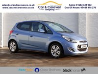 USED 2011 11 HYUNDAI IX20 1.6 STYLE 5d AUTO 123 BHP Full Service History Bluetooth Buy Now, Pay Later Finance!